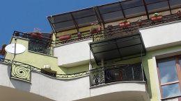 Навеси и козирки от алуминии, метал и неръждаема стомана - Алу Груп - Пловдив - 29 - Алугруп - Пловдив