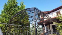Навеси и козирки от алуминии, метал и неръждаема стомана - Алу Груп - Пловдив - 44 - Алугруп - Пловдив