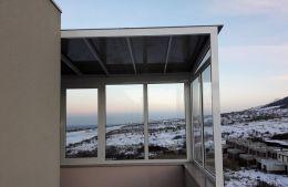 Навеси и козирки от алуминии, метал и неръждаема стомана - Алу Груп - Пловдив - 04 - Алугруп - Пловдив