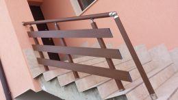 Парапети за стълбища - Алу Гръп - Пловдив - 33 - Алугруп - Пловдив