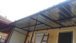 Навеси и козирки от алуминии, метал и неръждаема стомана - Алу Груп - Пловдив - 14 - Алугруп - Пловдив