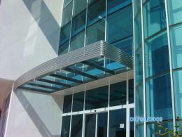 Навеси и козирки от алуминии, метал и неръждаема стомана - Алу Груп - Пловдив - 16 - Алугруп - Пловдив