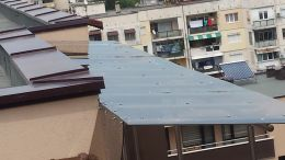 Навеси и козирки от алуминии, метал и неръждаема стомана - Алу Груп - Пловдив - 20 - Алугруп - Пловдив