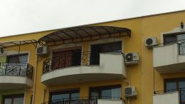 Навеси и козирки от алуминии, метал и неръждаема стомана - Алу Груп - Пловдив - 24 - Алугруп - Пловдив