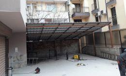 Навеси и козирки от алуминии, метал и неръждаема стомана - Алу Груп - Пловдив - 02 - Алугруп - Пловдив