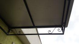 Навеси и козирки от алуминии, метал и неръждаема стомана - Алу Груп - Пловдив - 31 - Алугруп - Пловдив