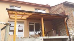Навеси и козирки от алуминии, метал и неръждаема стомана - Алу Груп - Пловдив - 32 - Алугруп - Пловдив