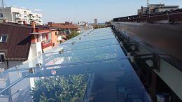 Навеси и козирки от алуминии, метал и неръждаема стомана - Алу Груп - Пловдив - 36 - Алугруп - Пловдив