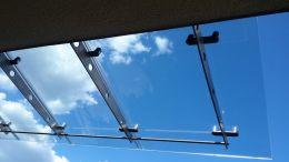 Навеси и козирки от алуминии, метал и неръждаема стомана - Алу Груп - Пловдив - 38 - Алугруп - Пловдив