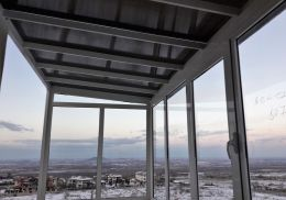 Навеси и козирки от алуминии, метал и неръждаема стомана - Алу Груп - Пловдив - 05 - Алугруп - Пловдив