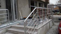 Парапети за стълбища - Алу Гръп - Пловдив - 28 - Алугруп - Пловдив