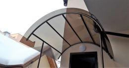 Навеси и козирки от алуминии, метал и неръждаема стомана - Алу Груп - Пловдив - 09 - Алугруп - Пловдив